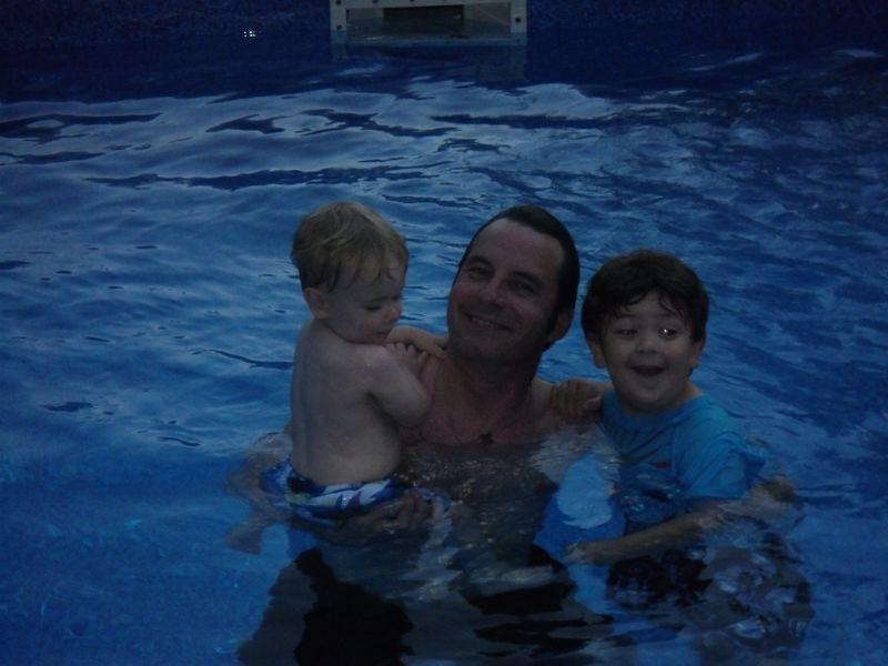 David and boys