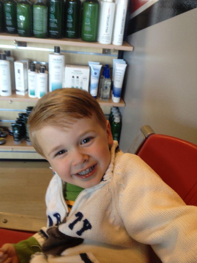 J haircut