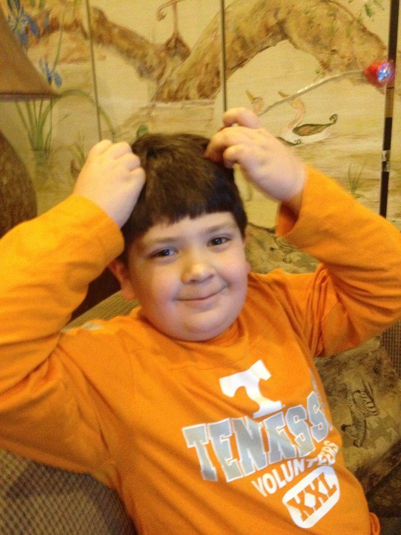 B haircut